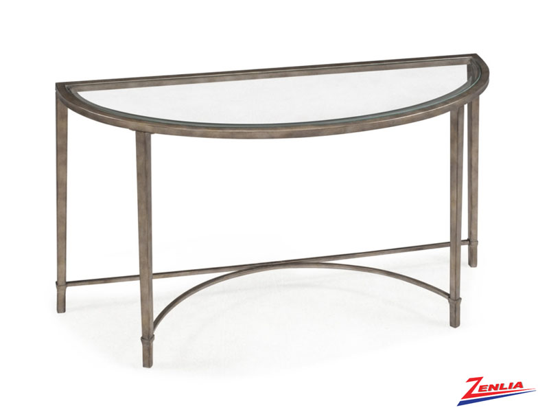 Copi Demilune Console Table