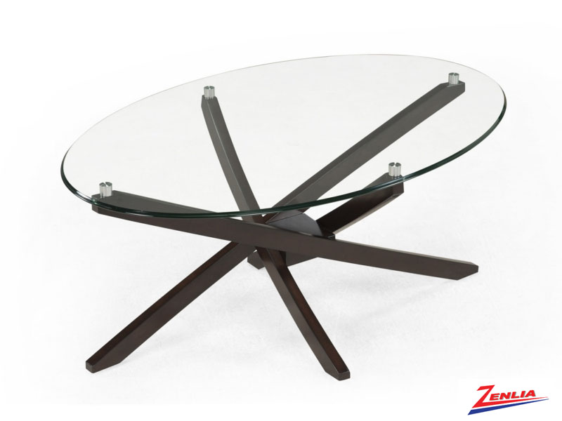 Xen Oval Coffee Table