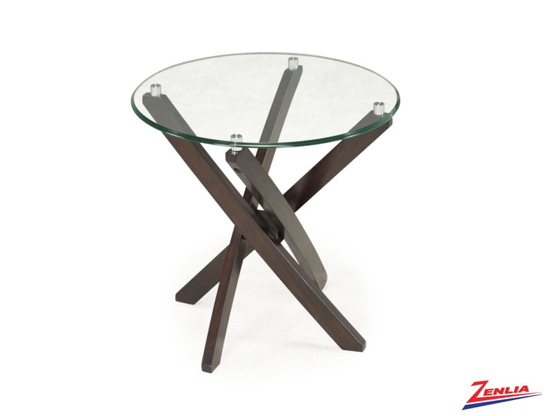 Xen Round End Table