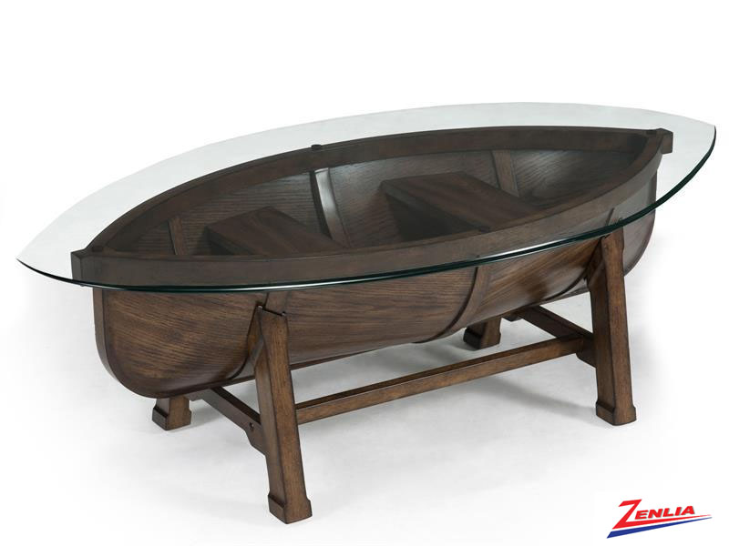 Beau Oval Coffee Table