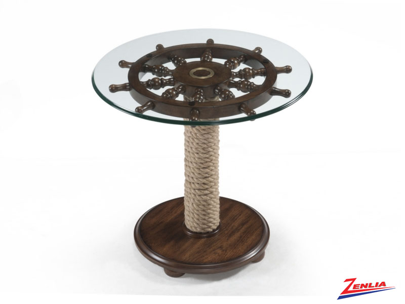 Beau Round Accent Table