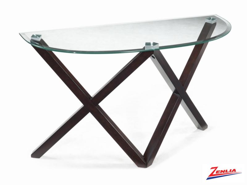 Vis Demilune Console Table