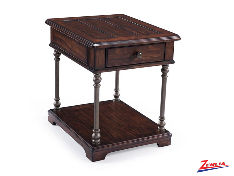 Butler Rectangular End Table