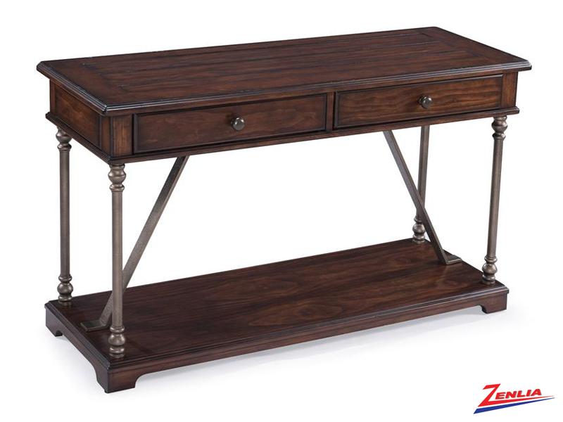Butler Rectangular Sofa Table
