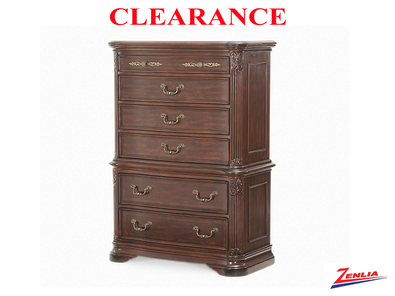 Villagio Bedroom Chest On Clearance