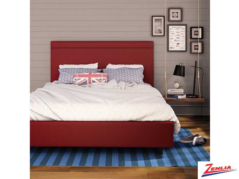 Bree Bed Self Welt Youth Custom Upholstered Beds