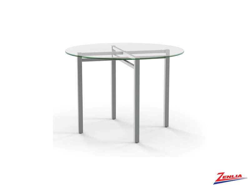 Carre Glass Table