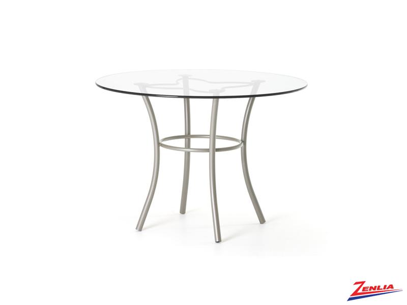Lotus Glass Table