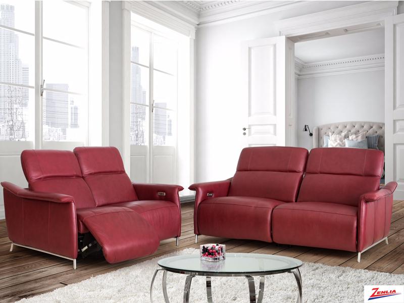 Ria Modern Recliner Sofa