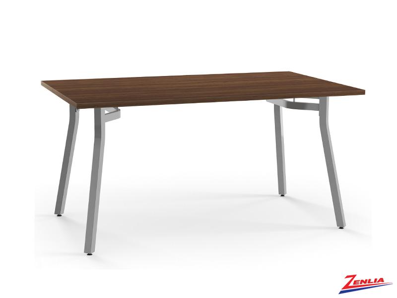 Moris Rectangular Wood Table