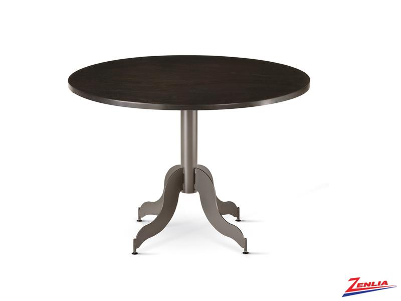 Tin Wood Table
