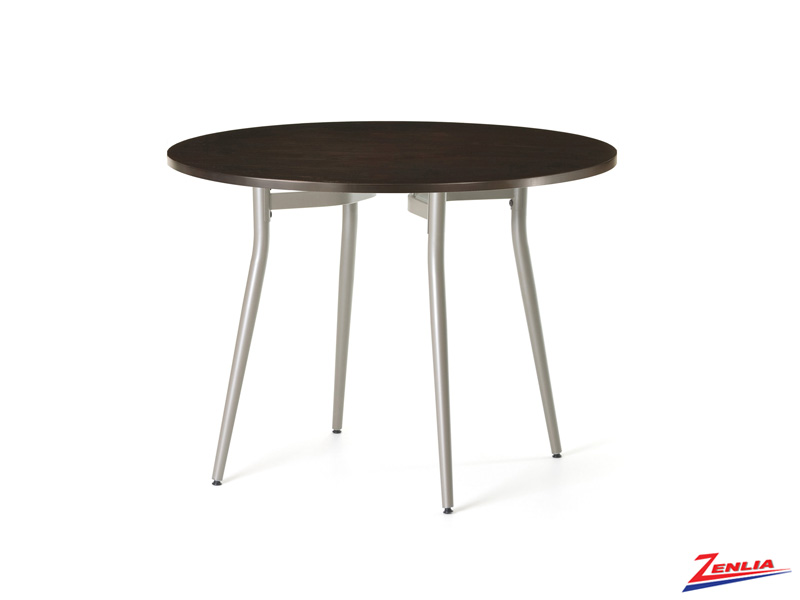 Ana Round Wood Pub Table