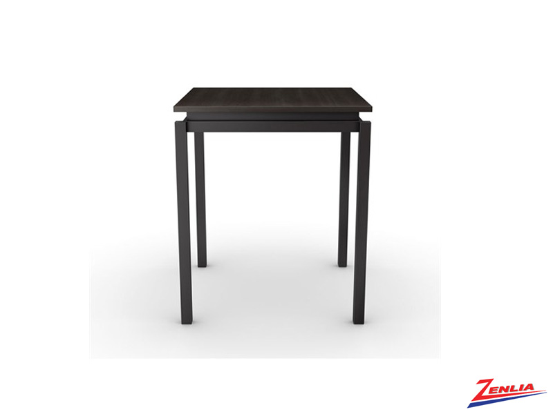Camer Glass Pub Table