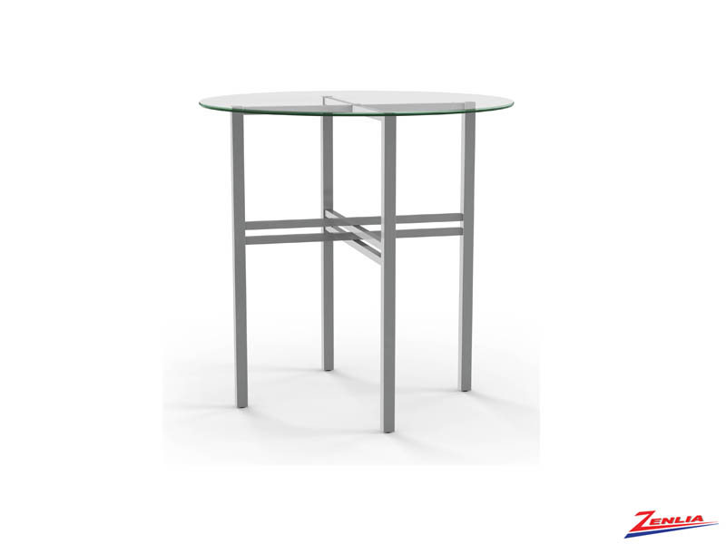 Carre Glass Pubtable