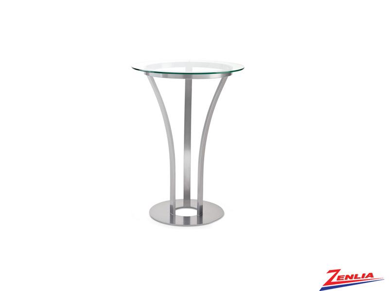 Dali Glass Pub Table