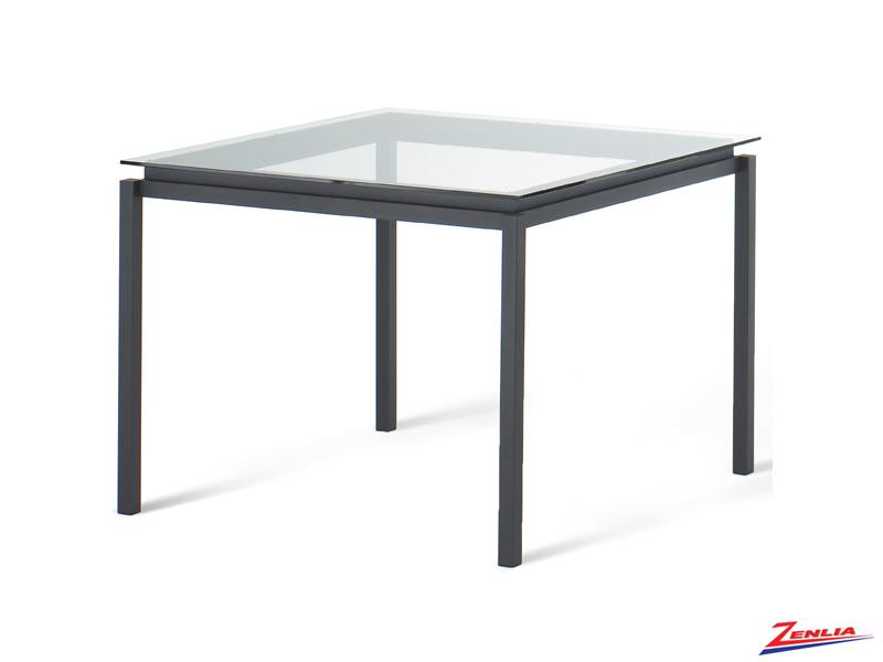 Spen Glass Pub Table