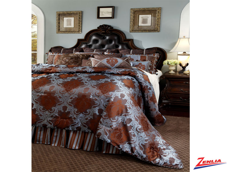 Bell Comforter Set