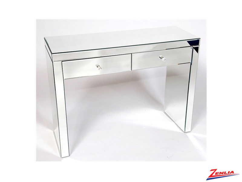 Norm Mirrored Console Table