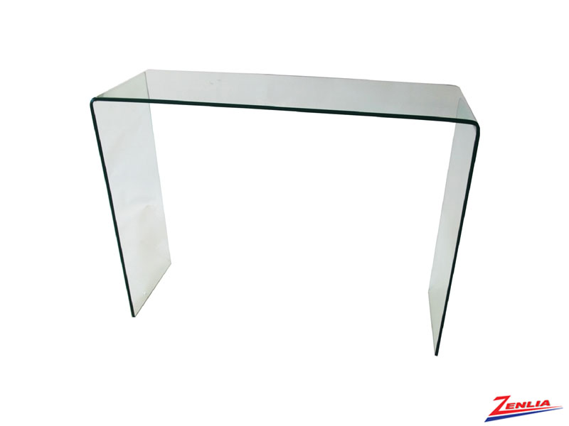 Host Mirrored Console Table