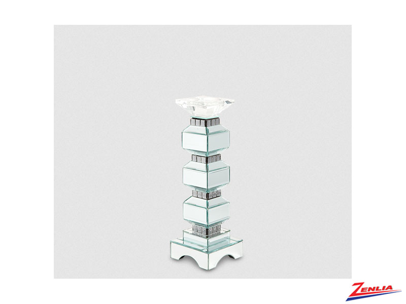 3-tier Mirrored Candle Holder
