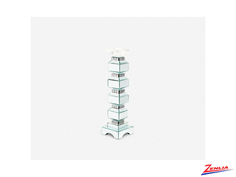 4-tier Mirrored Candle Holder