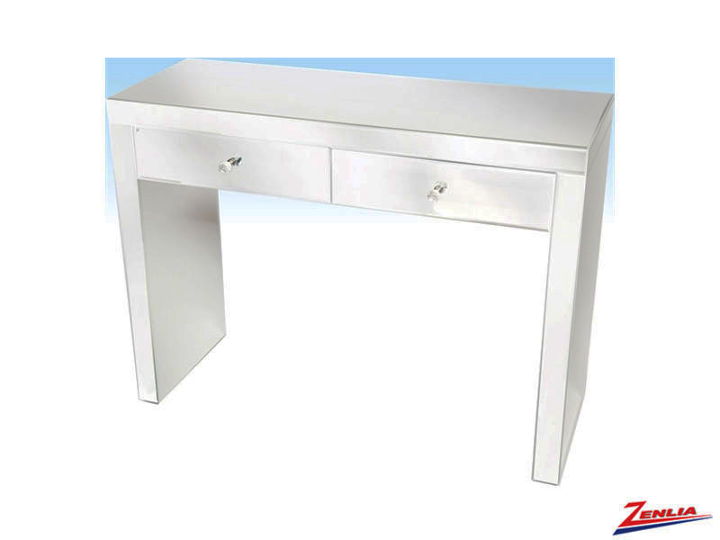 White Norm Console Table