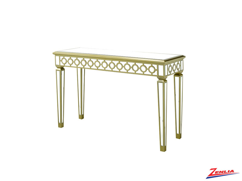 Mirrored 1082 Console Table