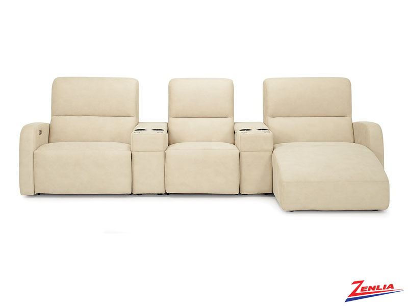 41964 Recliner Sectional