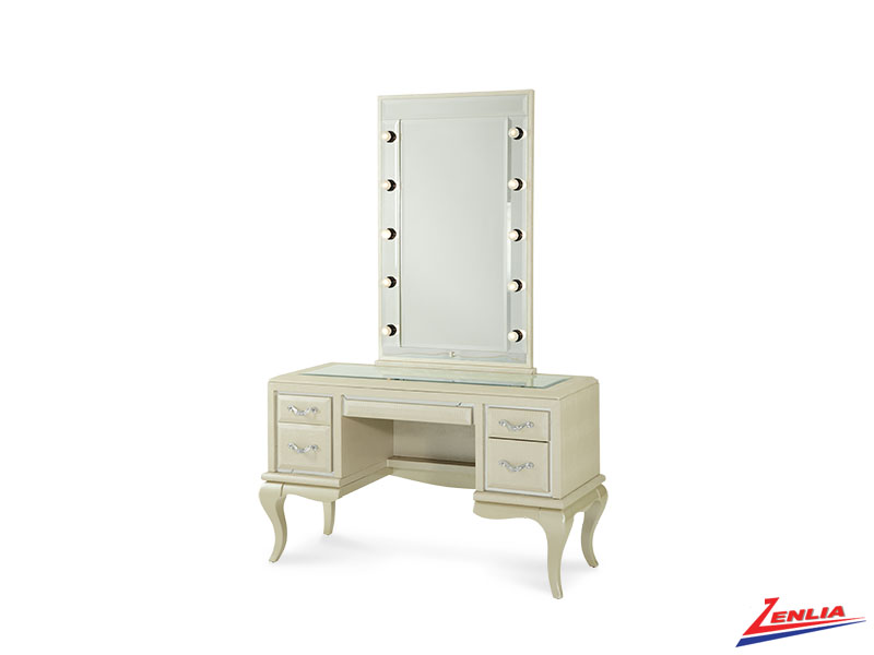 After Pearl Vanity After Pearl Modern Bedroom Collections Bedroom Furni
