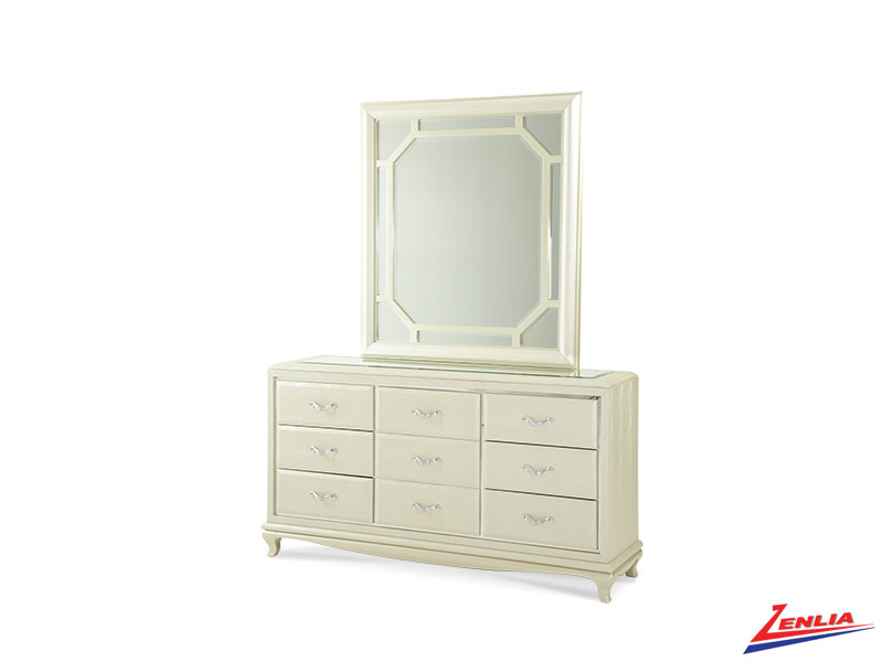 After Pearl Dresser