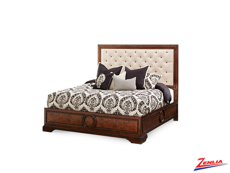 Bel Cera Fabric Bed