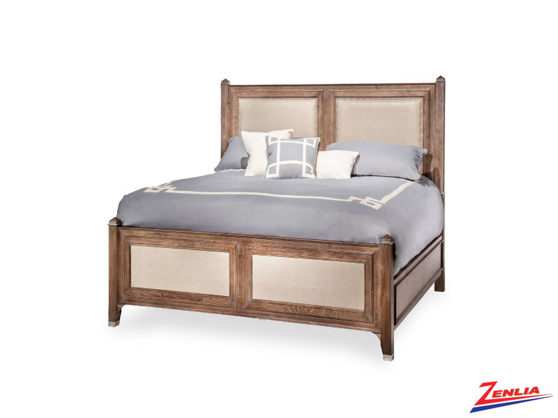 Biscayne West Haze Panel Bed