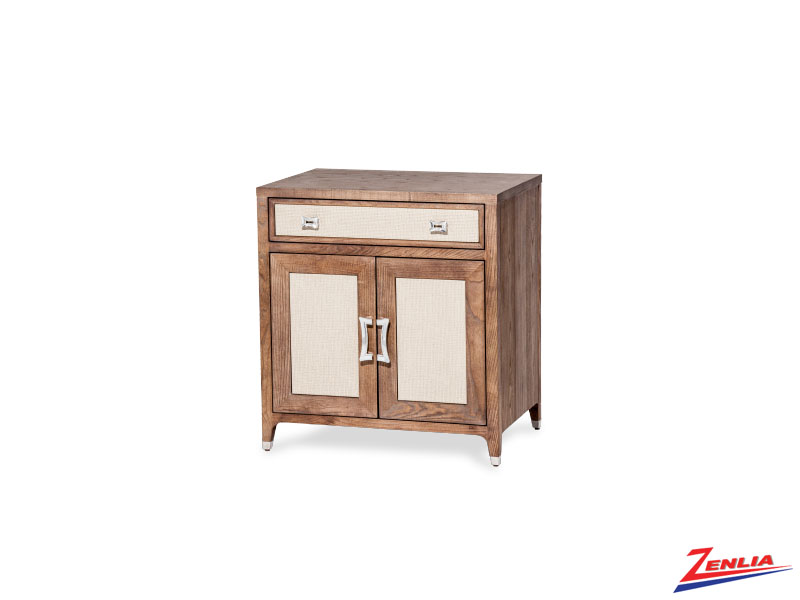 Biscayne West Haze Nightstand