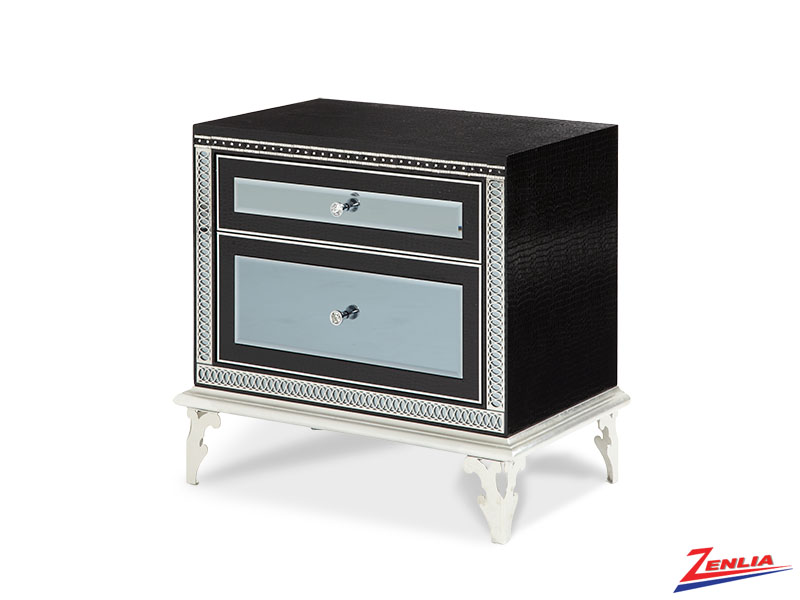 Holly Swan Night Nightstand