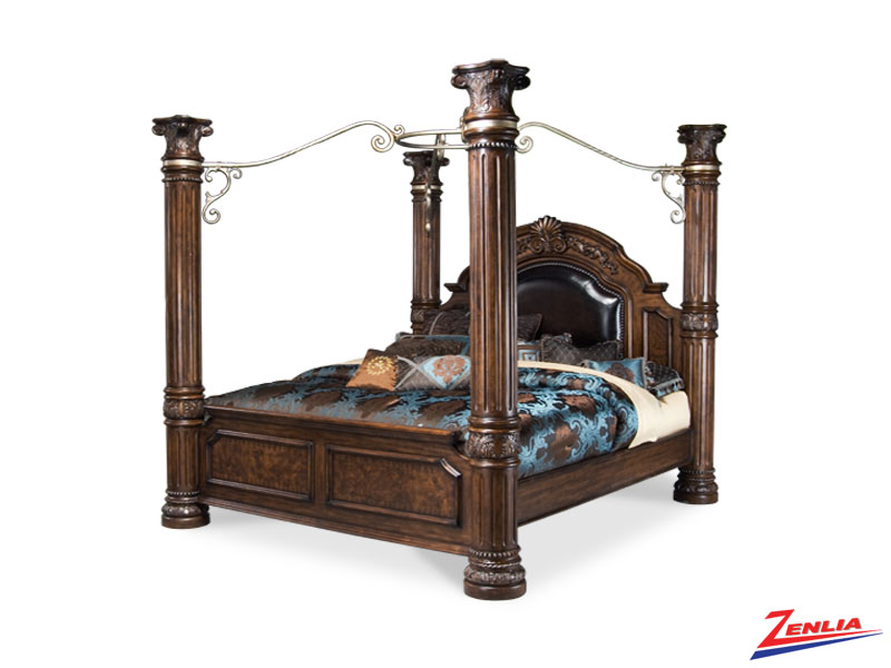 Monte Carlo Il Noir Bed
