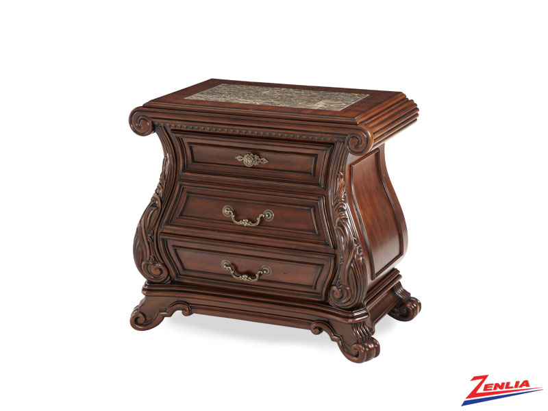 Palace Gates Nightstand