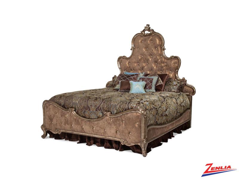 Platine Espresso Bed