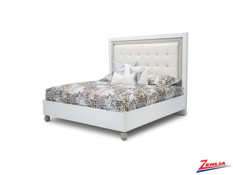Sky White Cloud Bed