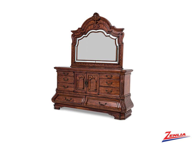 Tusc Melan Dresser