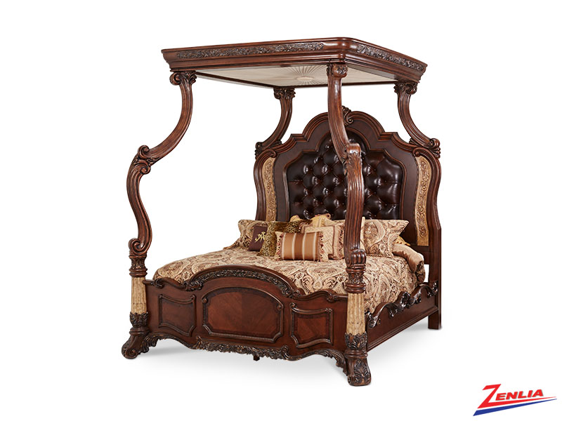 Victoria Canopy Bed