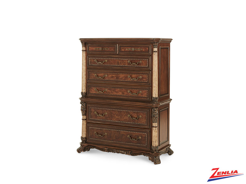 Victoria Palace Chest