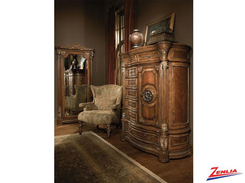 Villa valen chest villa valen classic bedroom for Classic home villa home collection