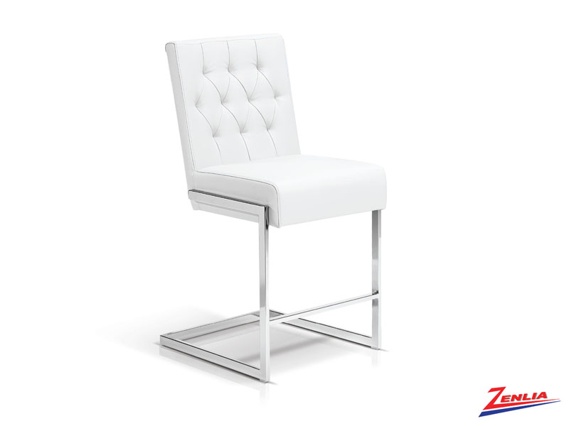 Garb Stool White