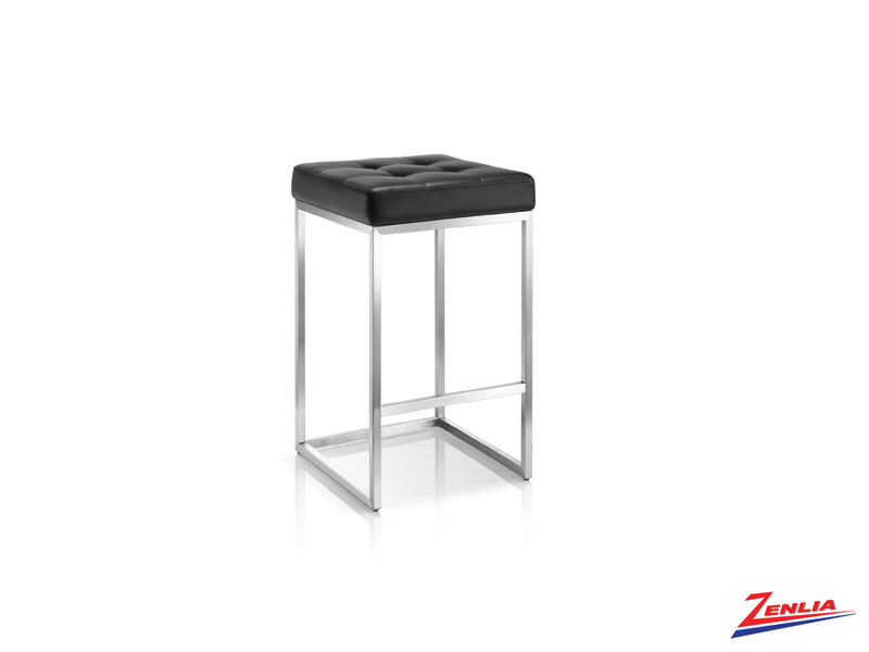 Gate Counter Stool Black