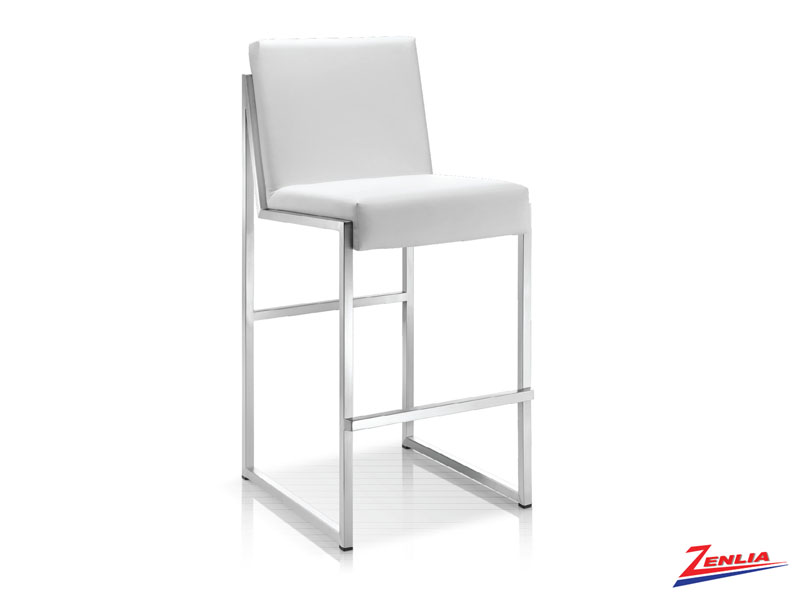 Glen Counter Stool White