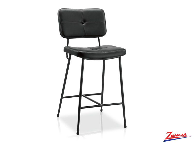 Julia Counter Stool Black