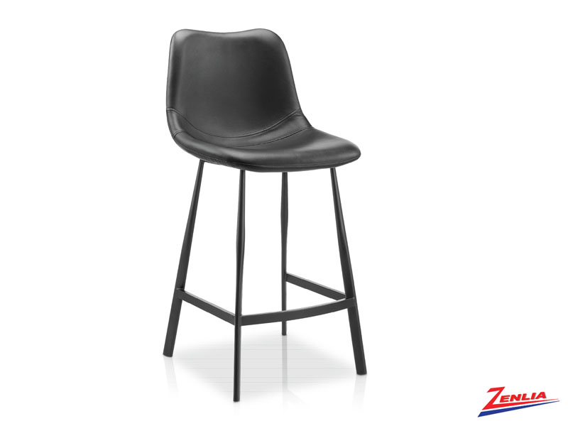 Laura Counter Stool Black