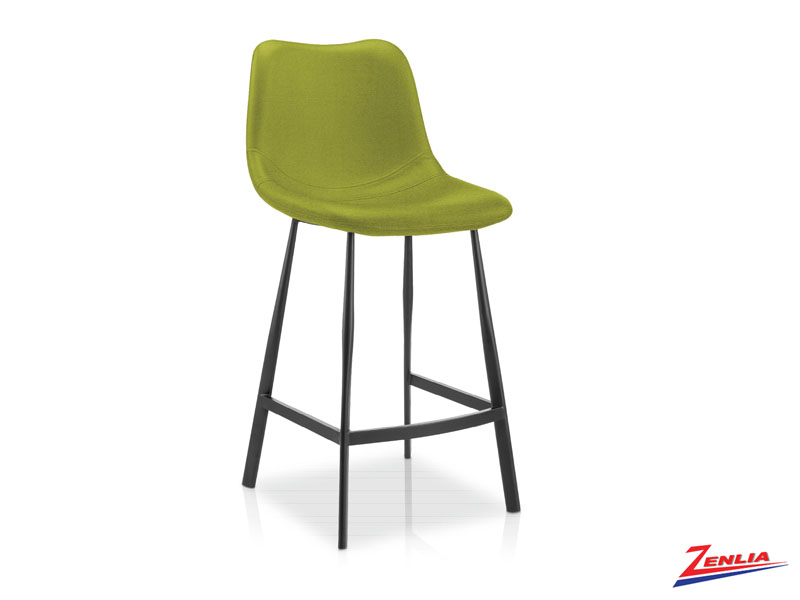 Laura Counter Stool Green