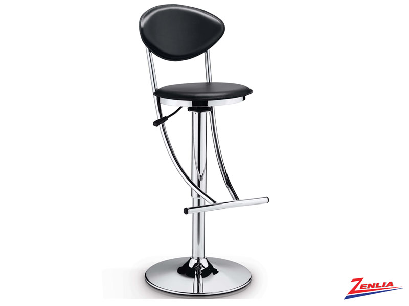 Jose Adjustable Stool Black