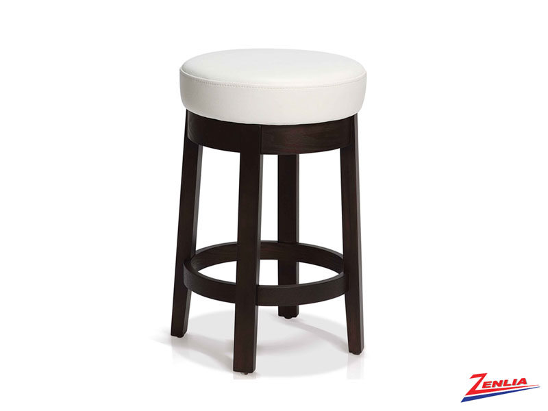 Verne Counter Stool White